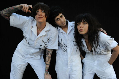 The Coathangers By Jeff Forney