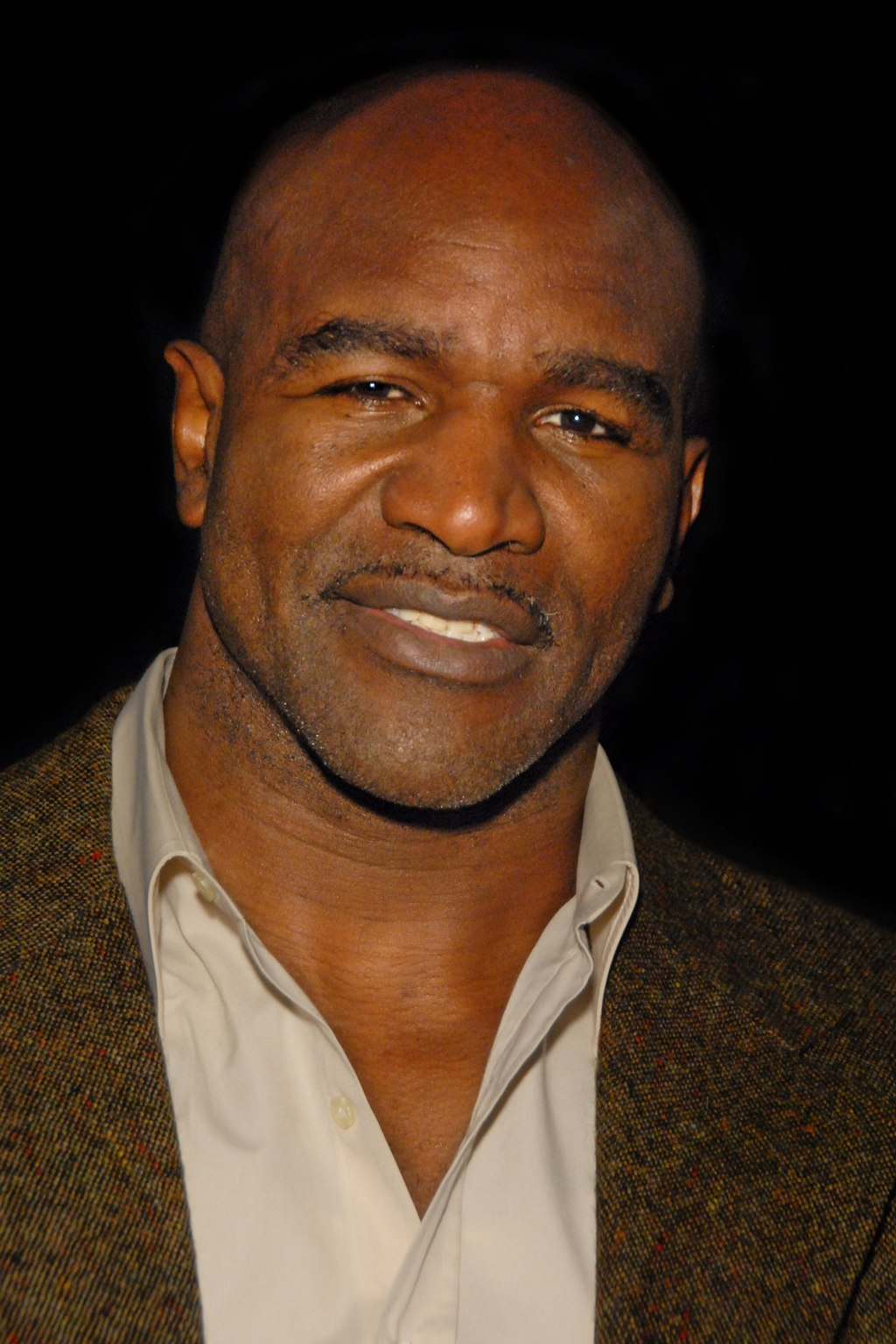 Evander Holyfield 2011 Photo