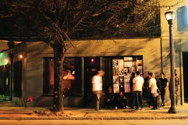 EAST ATLANTA: 529 opens the door to new music in Atlanta. CL Archive Photo.