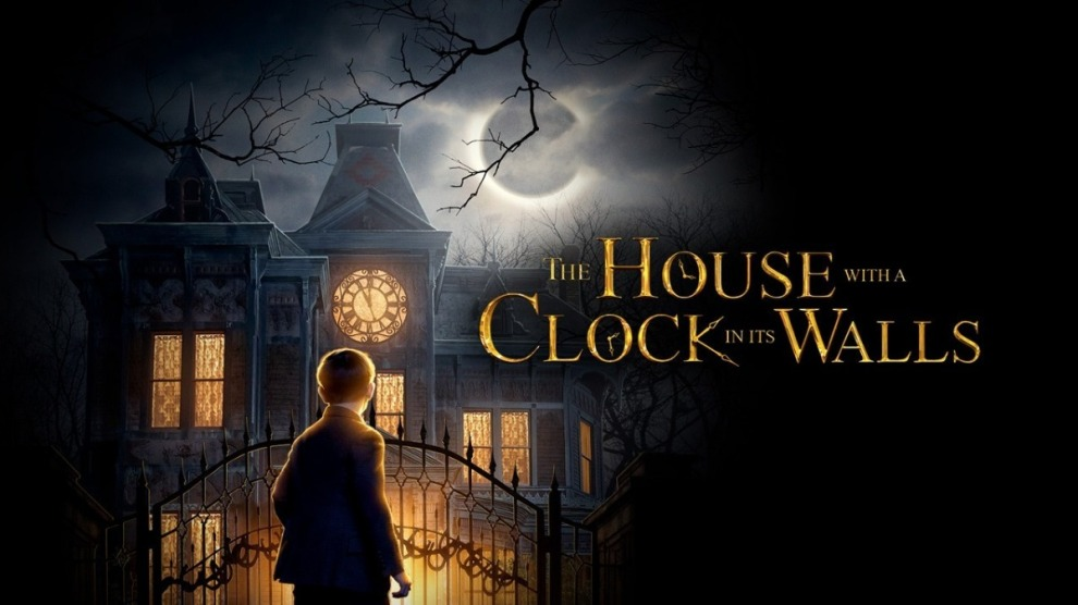 Image The House With A Clock In It's Walls