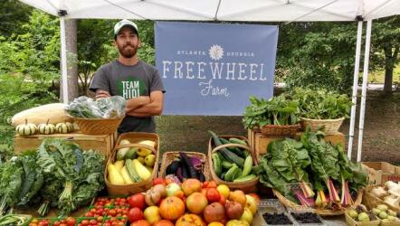 Brent Hall   Freewheel Farms
