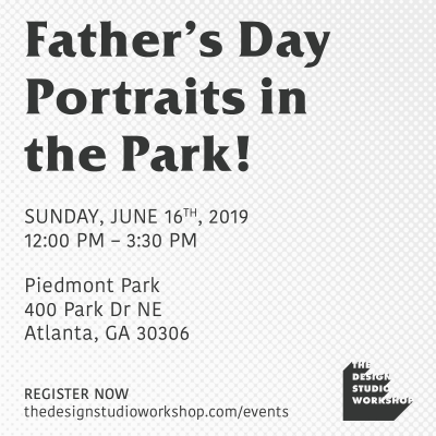 Fathers Day Portraits Pop Up Print Instagram