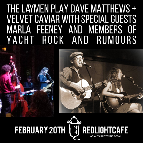 The Laymen And Velvet Caviar At Red Light Cafe Atlanta Ga Feb 20 2018 Square