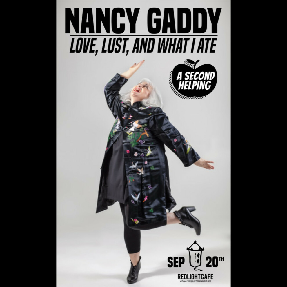 Nancy Gaddy Love Lust And What I Ate A Second Helping At Red Light Cafe Atlanta Ga Sep 20 2019 Square