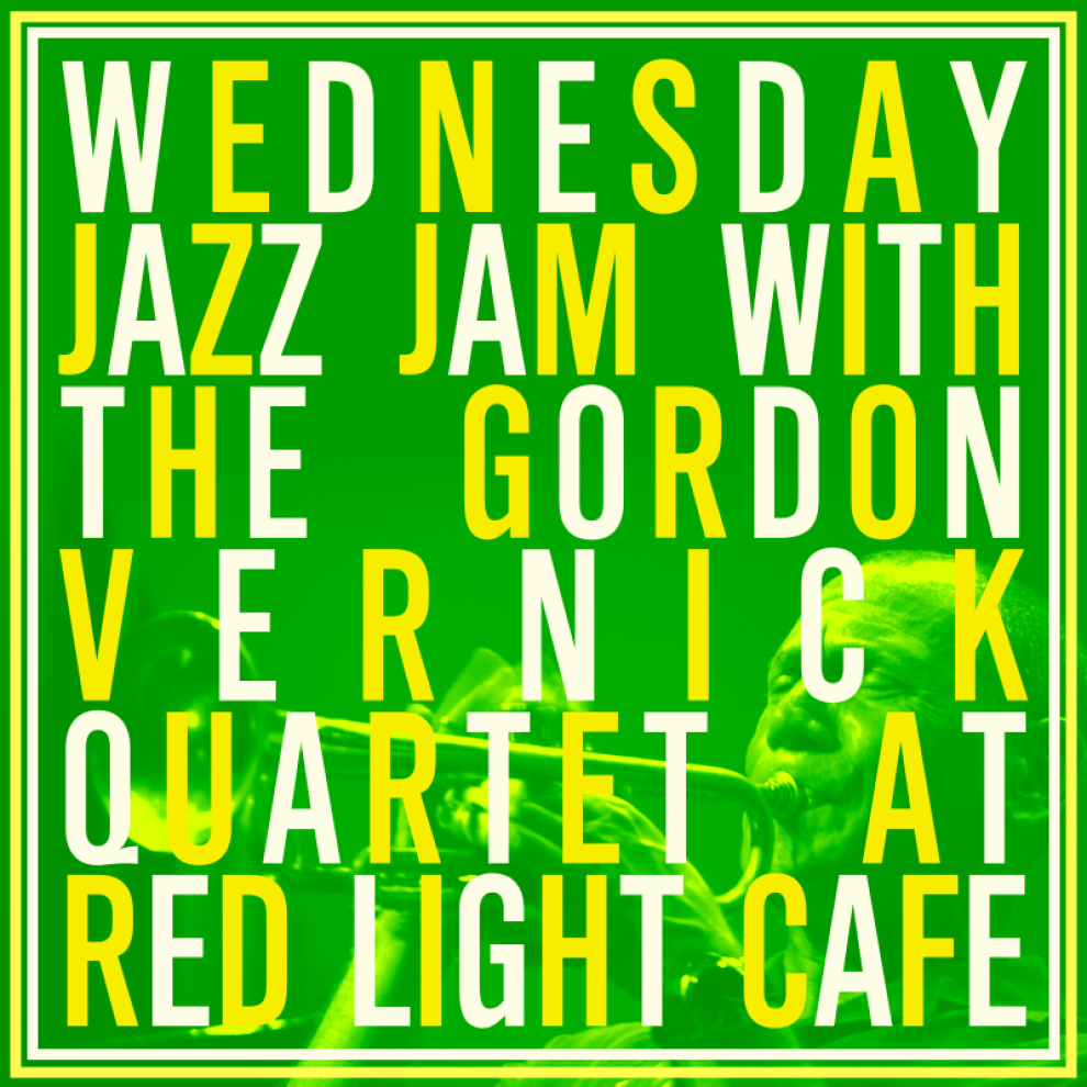 2019 Jazz Jam W The Gordon Vernick Quartet At Red Light Cafe Atlanta Ga Square