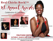 Real Chicks Rock!™ Annual Awards Luncheon