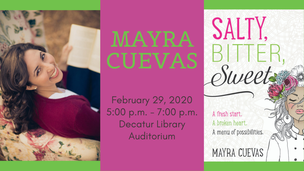 Mayra   Event Cover