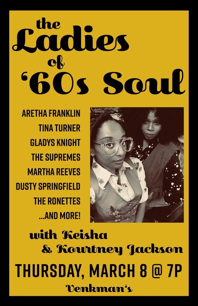 Ladies Of 60s Soul