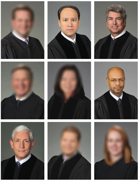 OCT 5 Judges