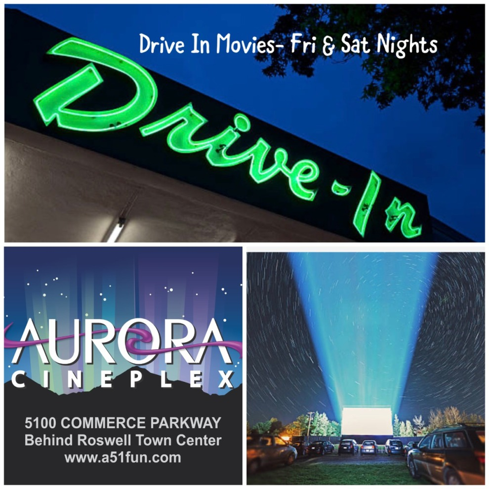 Aurora Drive In Slide