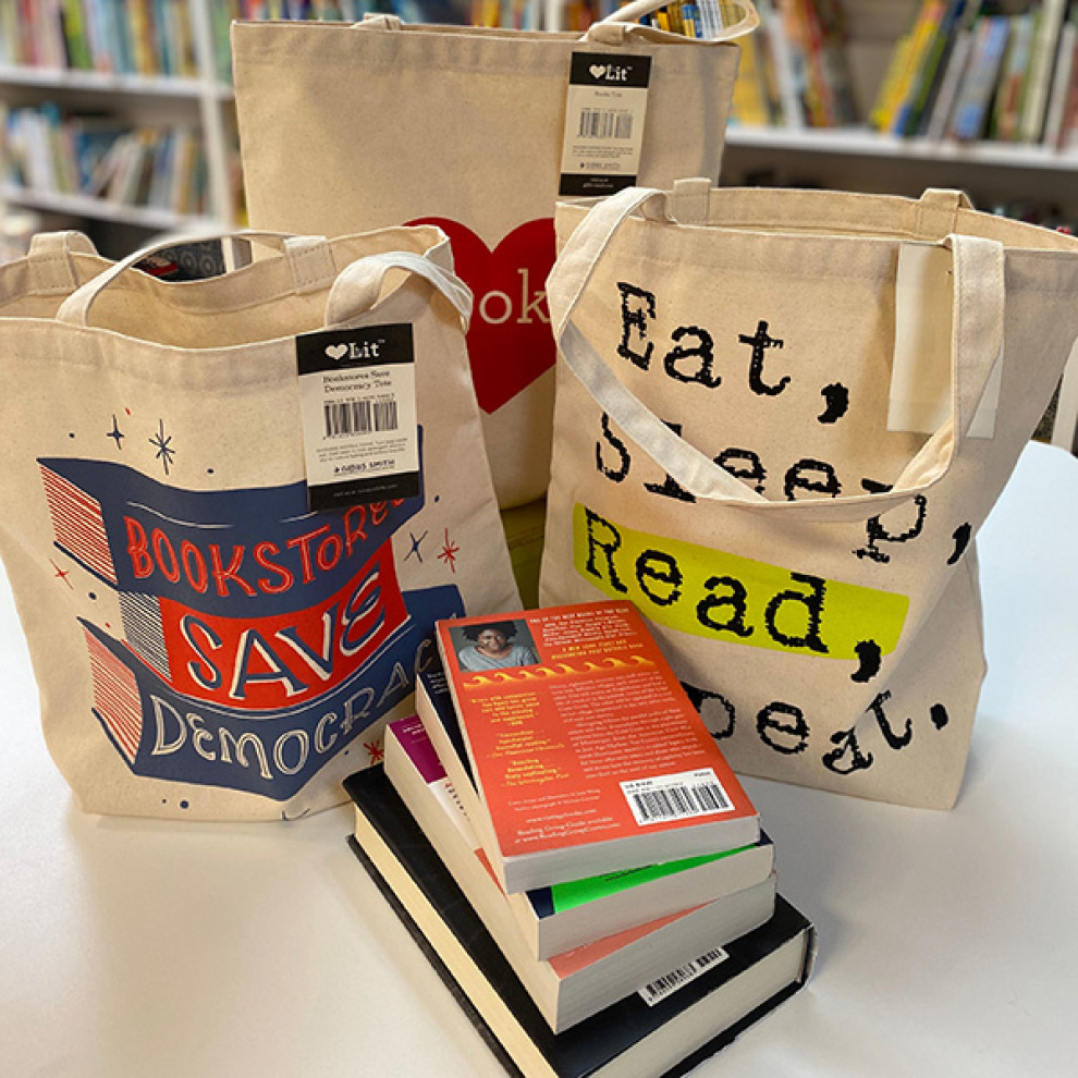 Book Lovers Tote