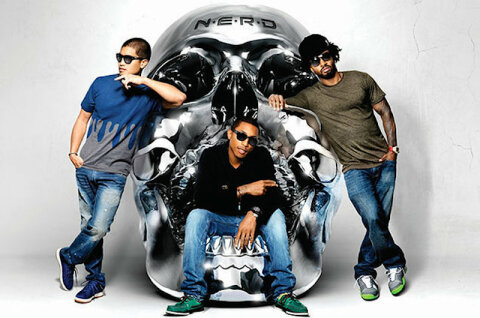 N.E.R.D By Jam Sutton