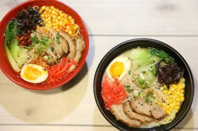 UPLIFTING NOODLES: The Poke Burri team expands into ramen with Lifting Noodles. Photo courtesy of We Suki Suki.
