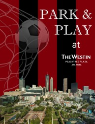 Park And Play Graphic