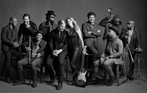 Tedeschi Trucks Band Photo Mark Seliger