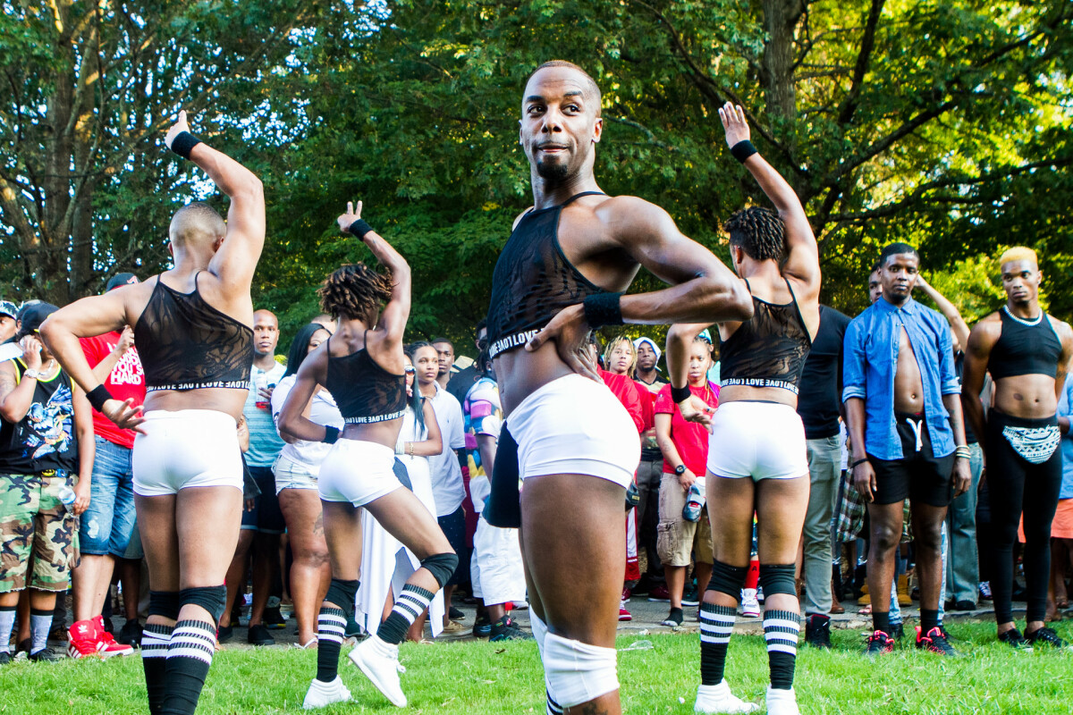 Black Gay Pride 18